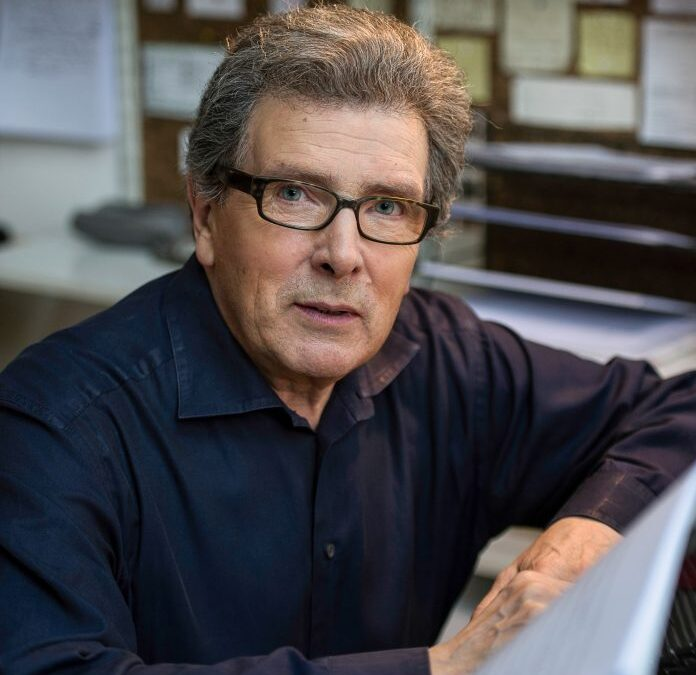 Many Happy Returns to composer Howard Blake, 82 today.