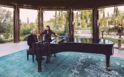 ANDREA BOCELLI ✨ CECILIA BARTOLI New Video & Track Out Today.