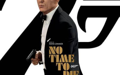 'NO TIME TO DIE' Exclusive Tracklist Reveal Ahead of James Bond Day 2020.