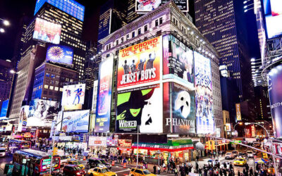 New York City: Broadway theaters will stay closed until at least May 31, announces the Broadway League.