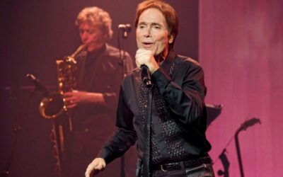 Many Happy Returns to Sir Cliff Richard, 80 today.