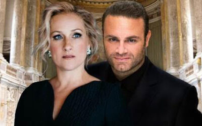The Met Stars Live: Diana Damrau & Joseph Calleja in Concert this Saturday, October 24 at 6pm (UK time).