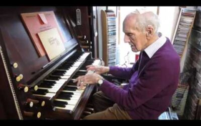 Post #1,050: Many Happy Returns to organist & composer Francis Jackson, 103 today.