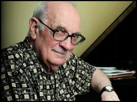 Many Happy Returns to composer George Crumb, 91 today.