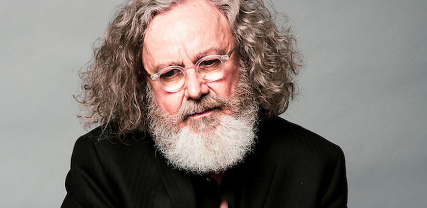 Many Happy Returns to composer James Dillon, 70 today.