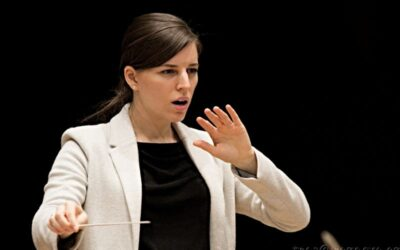 Johanna Malangré is announced as the new music director of Orchestre national de Picardie.