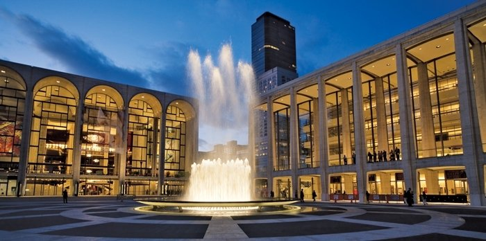 Lincoln Center for the Performing Arts Announces Spring 2021 Cancellations.