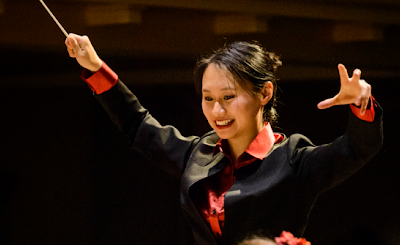 Tianyi Lu Wins Sir Georg Solti International Conductors Competition.