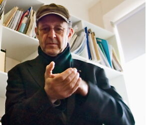 Many Happy Returns to composer Steve Reich, 84 today.