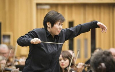 Xian Zhang steps in for Christian Reif to conduct DSO Digital Concerts, November 5 and 6.
