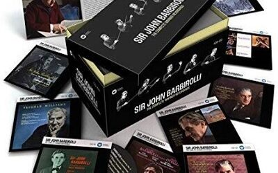 Sir John Barbirolli: The Complete Warner Recordings.