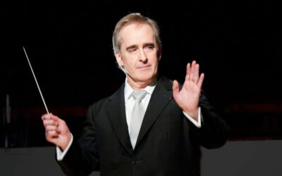Baltimore Symphony Orchestra Appoints James Conlon as Artistic Advisor.