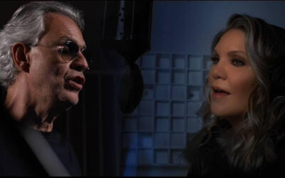 ANDREA BOCELLI ✨ NEW VIDEO FEAT. ALISON KRAUSS | ALBUM 'BELIEVE' OUT TODAY.