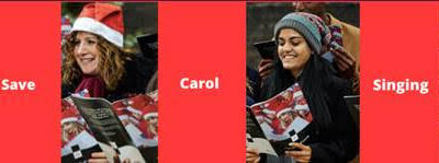 Campaign to save Carol Singing for 2020.