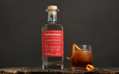 Gin & Tonic, anyone – with the Philharmonia Orchestra?