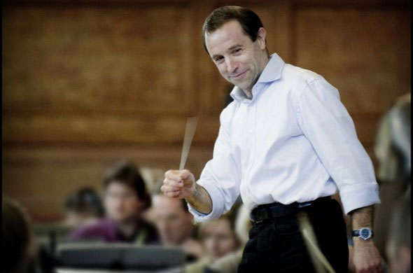 ENO's Mozart Requiem, conducted by Mark Wigglesworth, to be shown on BBC Two, Nov 14.