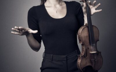 The Benedetti Foundation presents the Global Violin Sessions | A Cultural Exchange Part One: 16 November – 13 December.