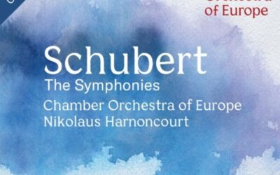 Schubert's Symphonies – Nikolaus Harnoncourt & Chamber Orchestra of Europe [ICA Classics]