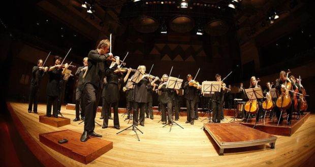 Barbican announces new digital content, including a residency with the Australian Chamber Orchestra.
