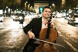 Cellist Sébastien Hurtaud commemorates First World War dead with world premiere recording of Gareth Farr's Chemin des Dames and revelatory interpretation of Elgar's Cello Concerto.