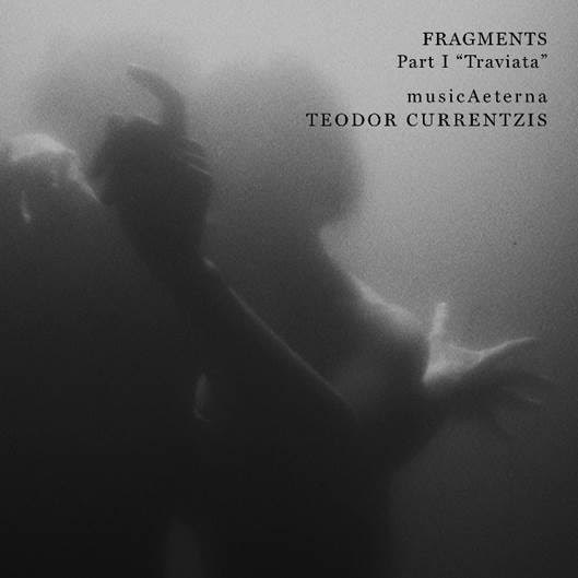 TEODOR CURRENTZIS AND MUSICAETERNA PRESENT A NEW PROJECT WITH SONY CLASSICAL: 'FRAGMENTS'.