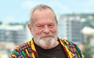 Many Happy Returns to film & opera director Terry Gilliam, 80 today.