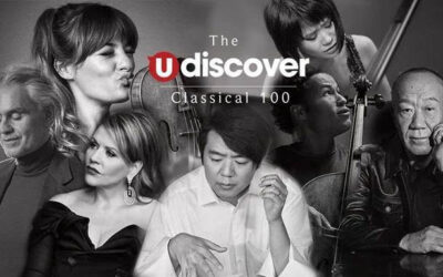 The uDiscover Classical 100.