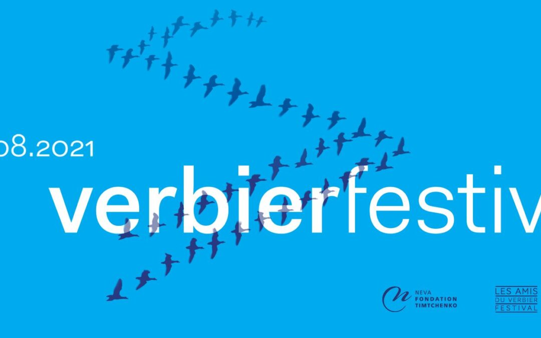 VERBIER FESTIVAL ANNOUNCES 2021 EDITION — Musicians and audiences return for live performances and events over 17 days.