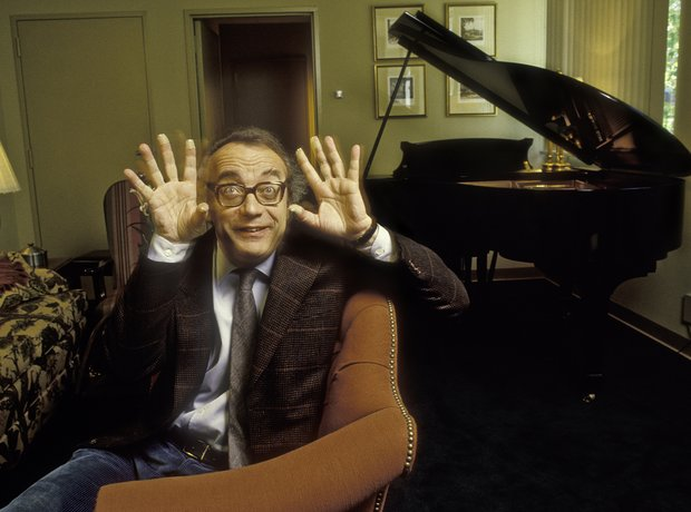 Many Happy Returns to Alfred Brendel, 90 today.