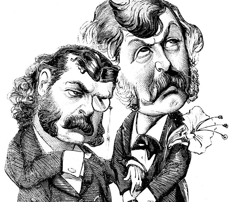 NY Gilbert & Sullivan Players/ Cinematic World Premiere of Cox and Box/ Streaming Dec. 27-Jan. 2.