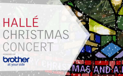 The Hallé announces free online Christmas concert (from 20 December).