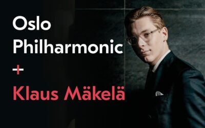 Oslo Philharmonic Orchestra – Klaus Mäkelä conducts Kodály, Debussy, Rolf Gupta, and Sibelius's First Symphony [Virtual Circle webcast]