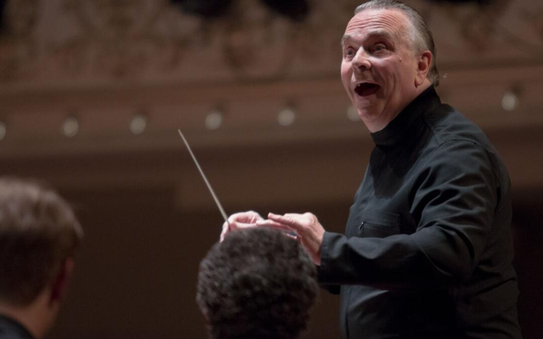 Hallé – First Concert of its Digital Winter Season – Mark Elder conducts Huw Watkins, Wagner & Brahms.