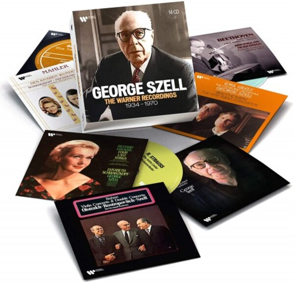 George Szell: The Warner Recordings 1934-1970.