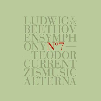 TEODOR CURRENTZIS & MUSICAETERNA – BEETHOVEN – SYMPHONY No.7 – scheduled for release on 9th April 2021.