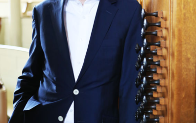 Many Happy Returns to organist David Titterington, 63 today.