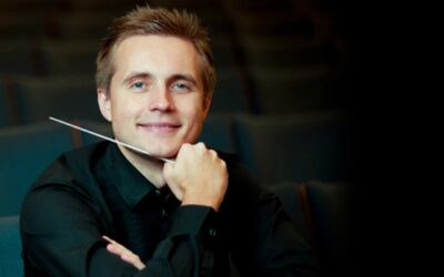 Vasily Petrenko appointed as new Artistic Director of the State Academic Symphony Orchestra of Russia.