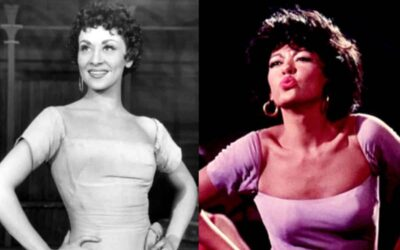 Many Happy Returns to singer, dancer & actress Chita Rivera (a member of the original casts of West Side Story, Chicago, and Kiss of the Spider Woman), 88 today.