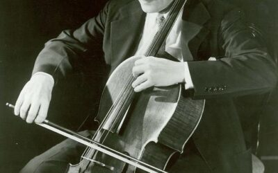 Chicago Symphony Orchestra on TV – recorded February 25, 1962 – Walter Hendl conducts Sinigaglia's Le baruffe chiozzotte & Stravinsky's 1919 Firebird Suite, and Frank Miller plays Saint-Saëns's Cello Concerto No.1.
