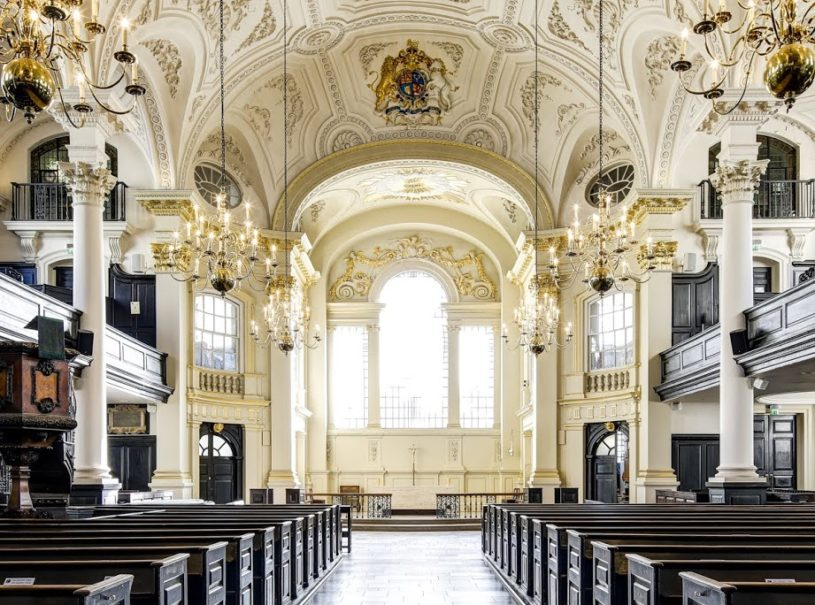 St Martin-in-the-Fields launches new concert series.