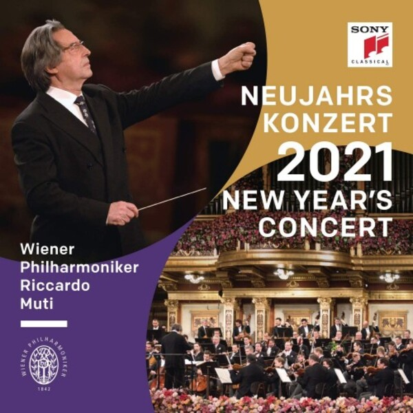 Post #1,700: Riccardo Muti conducts the Vienna Philharmonic's 2021 New Year's Concert for Sony Classical.