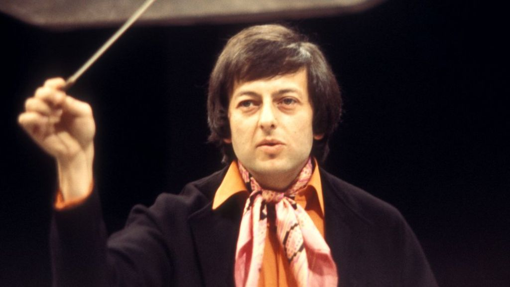 André Previn conducts the LSO in William Walton's First Symphony, 19 January 1972, Royal Festival Hall [audio].