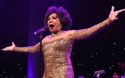 Many Happy Returns to Dame Shirley Bassey, 84 today.