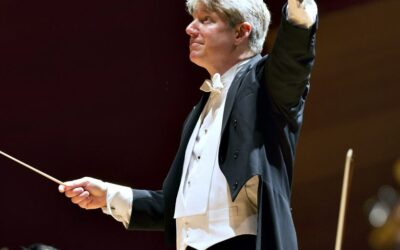 Michael Stern Joins National Repertory Orchestra as Music Director.