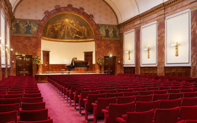 Wigmore Hall January free live-streams.
