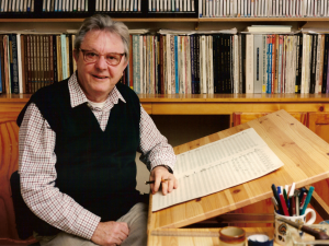 Today marks Robert Simpson's centenary: a composer and an author, as well as a long-serving producer for, and also a broadcaster on, the BBC's Third Programme/later Radio 3.