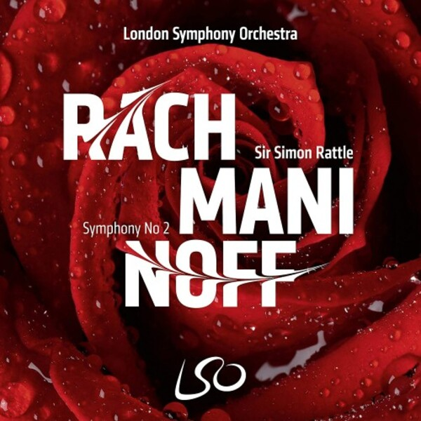 Simon Rattle records Rachmaninov's Second Symphony for LSO Live.