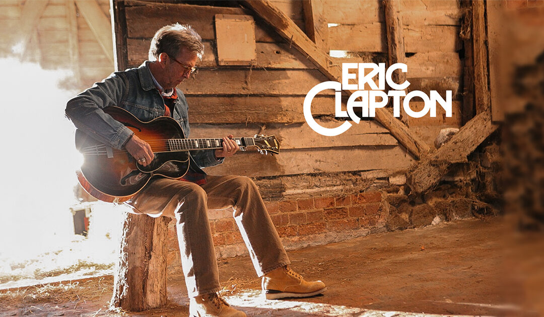 Many Happy Returns to Eric Clapton, 76 today.