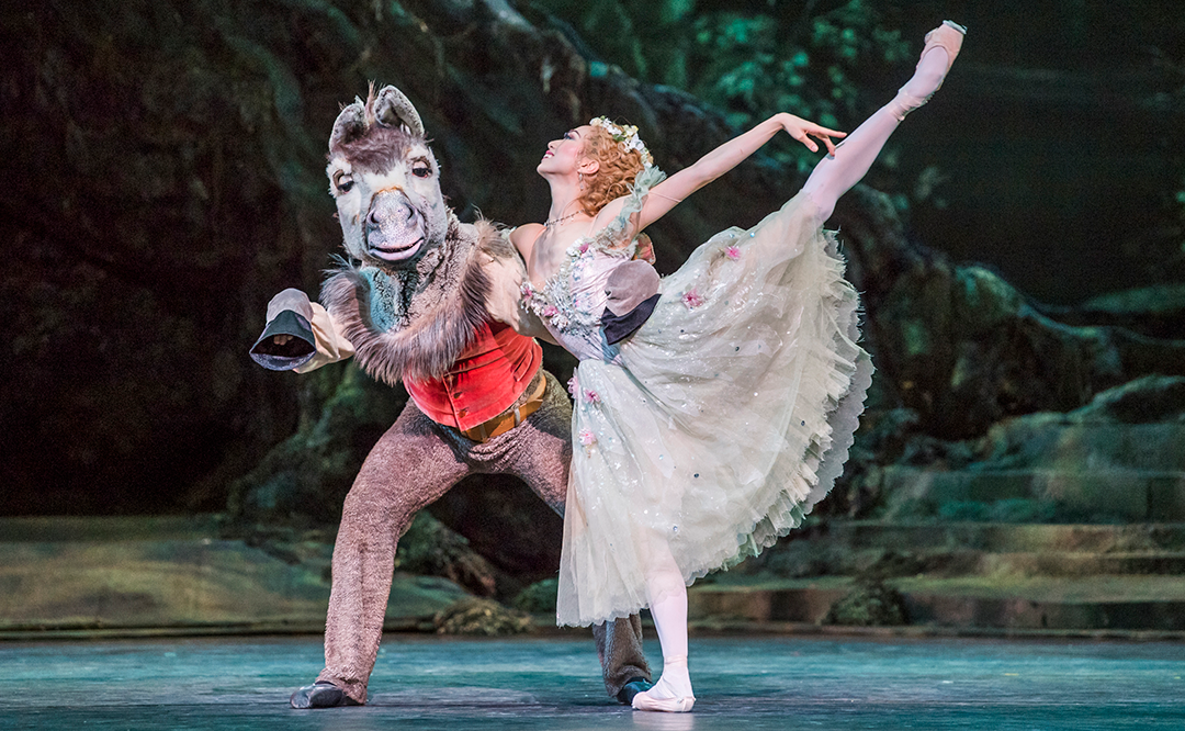 Royal Opera House announces new Friday Premiere stream: The Royal Ballet's The Dream (2017).