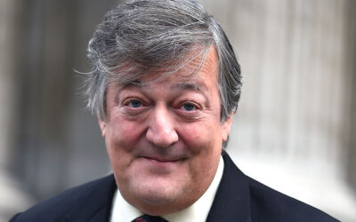 Stephen Fry & Jonathan Biss – UNQUIET at Kings Place.